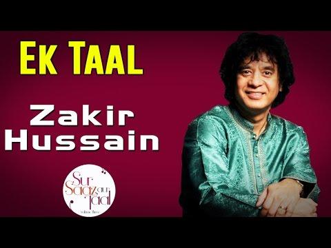 Ek Taal   Zakir Hussain (Album: Sur Saaz Aur Taal-Zakir Hussain) Mp3