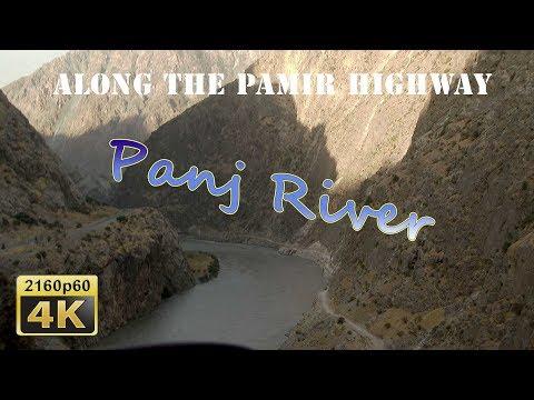 from Anjirob-i bolo to Kalaikhum - Tajikistan 4K Travel Channel