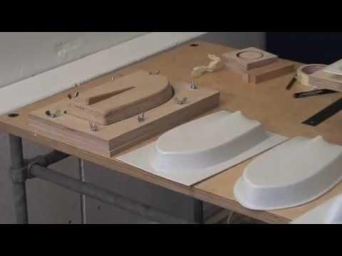 06 tiefziehen mit dem heissluftfoen youtube. Black Bedroom Furniture Sets. Home Design Ideas