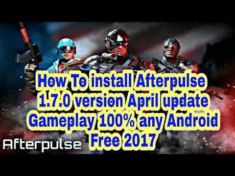 How To Install Afterpulse For Android Free