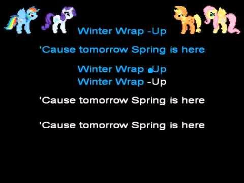 Winter Wrap-Up Karaoke (20% Louder)