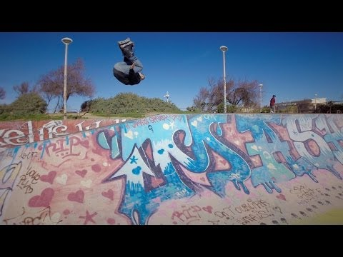 Bruce Varache - Marseille Gopro Edit 2014