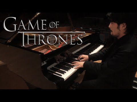 Game of Thrones - Main Theme - Piano Solo Improvisation | Leiki Ueda