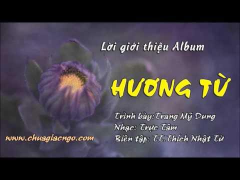 Lời giới thiệu album Hương Từ