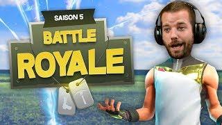 FORTNITE NOUVELLE SAISON - Ma meilleur game et c'est triste