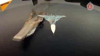 ロシア軍のパイロット達は「空軍の日」を祝っている。 登録する: http:/...