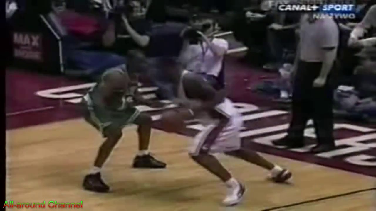 9b1b0a5bb2b4 NBA Duels  Paul Pierce 41 Pts Vs. LeBron James 37 Pts