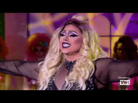 Eureka O'Hara vs. Kalorie Karbdashian-Williams - Best Of My Love  | RuPaul's Drag Race