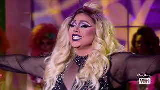 Eureka O'Hara vs. Kalorie Karbdashian-Williams - Best Of My Love  | RuPaul's Drag Race
