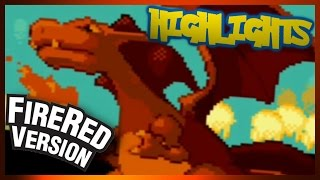 HIGHLIGHTS: Let's Play Pokemon FireRed