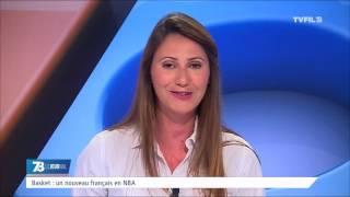 Basket : un nouveau français en NBA