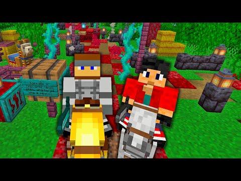 PORTO PIETRO nella BIG VANILLA!! - Minecraft