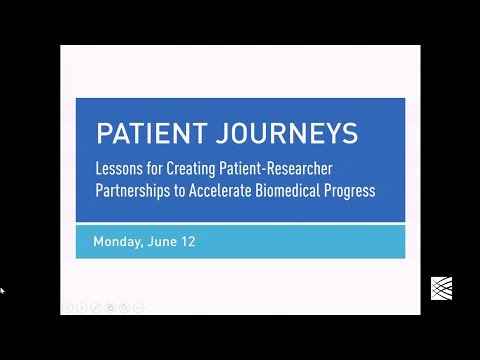 Patient Journeys: Lessons for Creating Patient-Researcher Partnerships