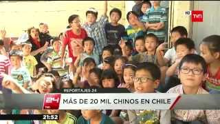 """Made In China"": Inmigrantes chinos en Chile (TVN)"
