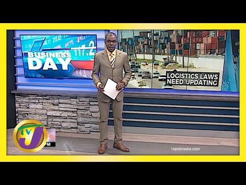 Jamaica's Logistics Law Needs Updating   TVJ Business Day
