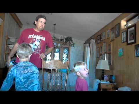XFactorFitTeam's webcam video January 18, 2012 My boys and I having some fun, doing plyometrics