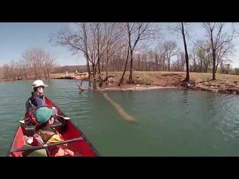Canoeing, Fishing, And Treasure Hunting At Ditto Landing. Huntsville, AL