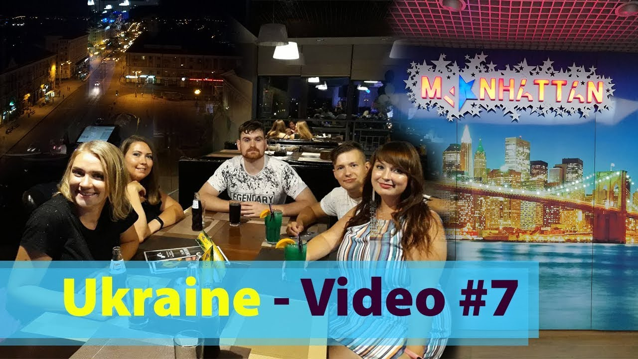 NEW EN Video #7 | UKRAINE – FAMILY TRIP – 2018 half 7