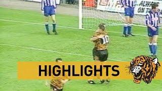 Hull City 2 Huddersfield Town 1 | Match Highlights | 18th September 1993