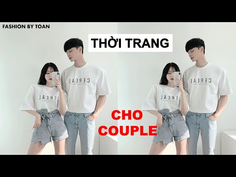 Thời trang Couple đẹp cho những cặp đôi yêu nhau
