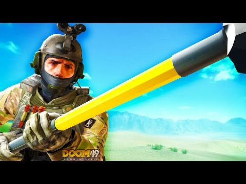 CSGO Funny Moments - Counter Strike Side Scroller MOD