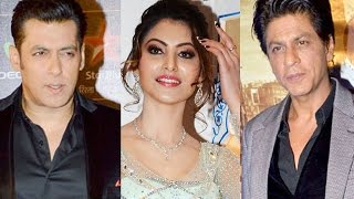 Urvashi Rautela Chooses Salman Khan Over Shah Rukh Khan As Youth Icon
