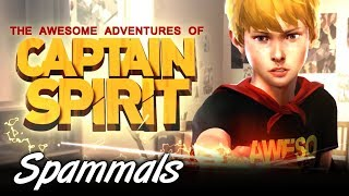 The Awesome Adventures Of Captain Spirit! (Life Is Strange 2)