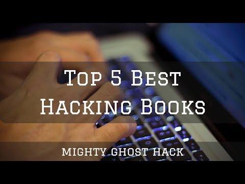 Top 5 Best Hacking Books [Easy Tutorial]