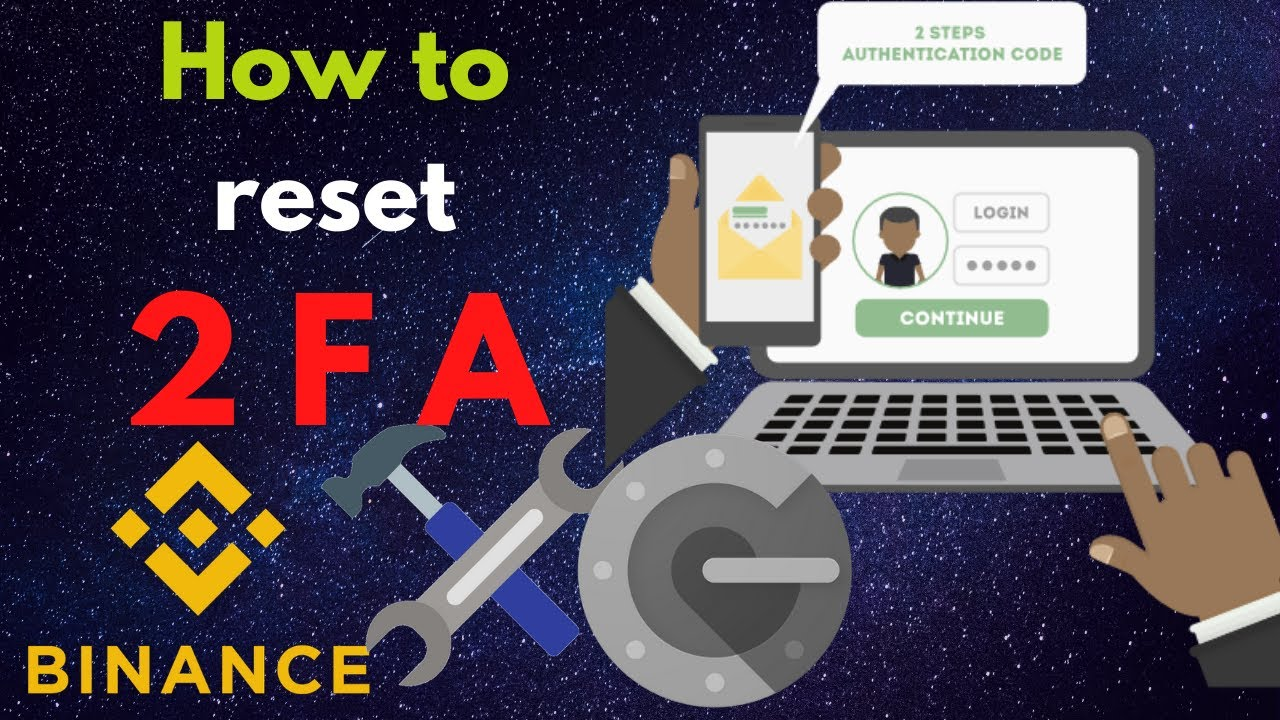Reset Google Authenticator of Binance in Hindi 2020 II Two step verification or 2FA recover II