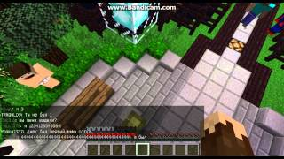 Minecraft обзор на сервер Randomcraft