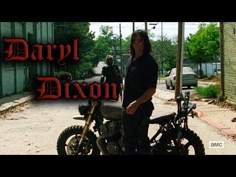 Daryl Dixon | Whatever It Takes | Imagine Dragons | The Walking Dead (Music Video)