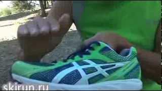 Тест марафонок ASICS GEL-HYPERSPEED 5