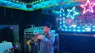 꽃동산  동요  이상희 트럼펫연주