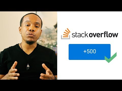Why I Spent 500 Stack Overflow Reputation Points on One Question