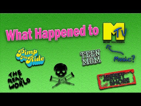 What Happened to MTV?