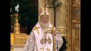 Рождественская служба   2 часть(2 часть Рождественской патриаршей службы, записанной с 6 на 7 января 2012 года в Храме Христа Спасителя., 2013-01-06T11:28:26.000Z)