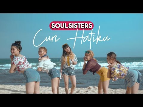 Soulsisters - Curi Hatiku (Official Music Video)