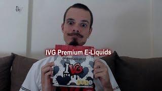 [Greek] Παρουσίαση IVG Premium E-Liquids