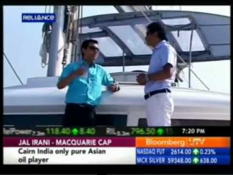 Bloomberg UTV Aspire Mr. Sujay Chohan - Co Founder, Ocean Blue