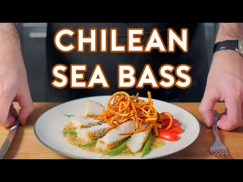 Binging with Babish: Chilean Sea Bass from Jurassic Park