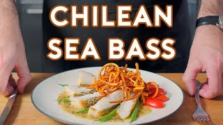 Download Binging with Babish: Chilean Sea Bass from Jurassic Park Mp3 and Videos