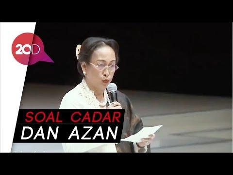 Ini Puisi Sukmawati yang Dituding Lecehkan Islam