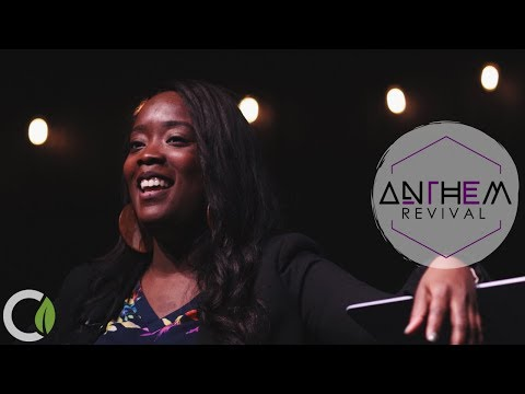 Kim Allen   Anthem Revival Night 3