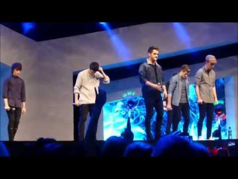 Hometown - Cry For Help - Cheerios Childline Concert Dublin 30/11/14
