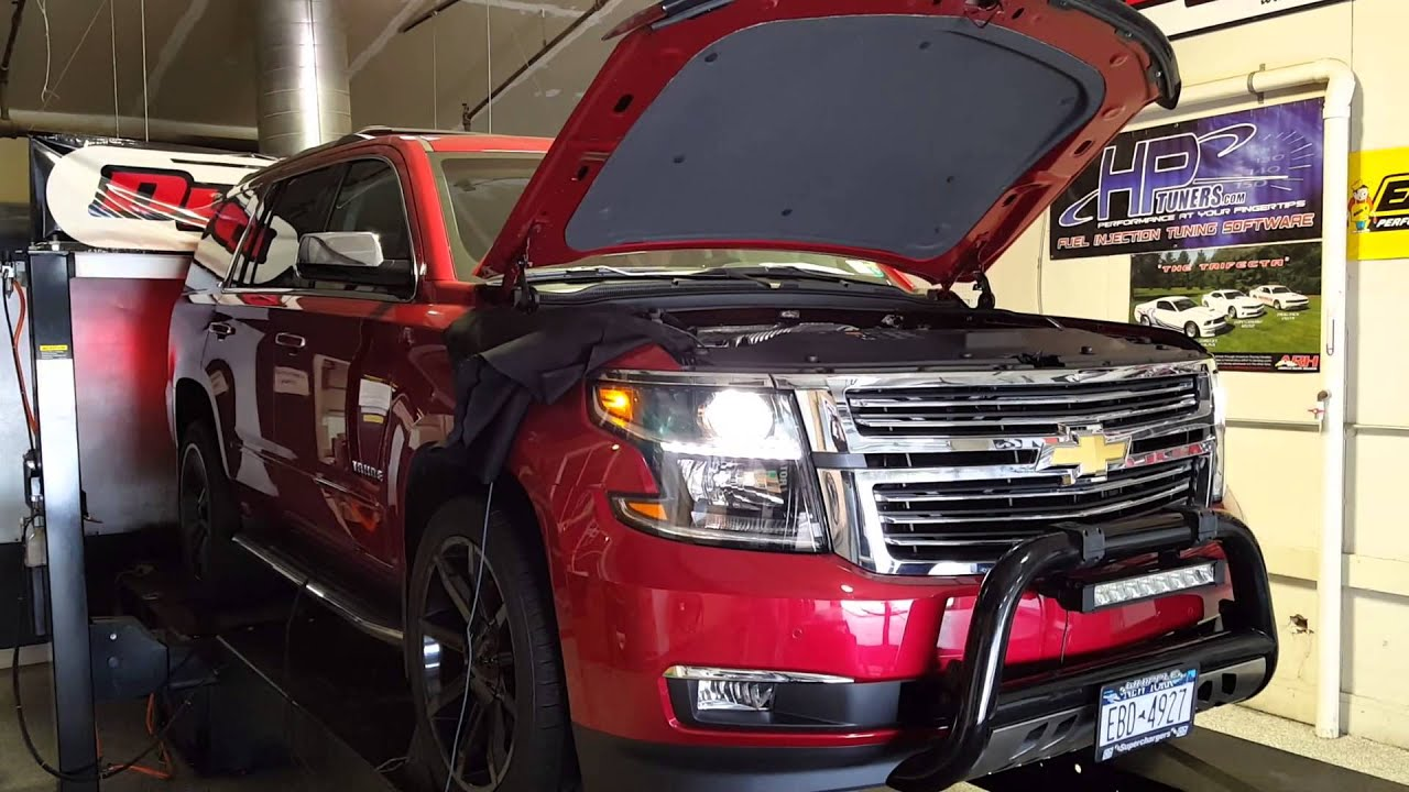 2015 Chevy Tahoe Whipple Supercharged 428 RWHP