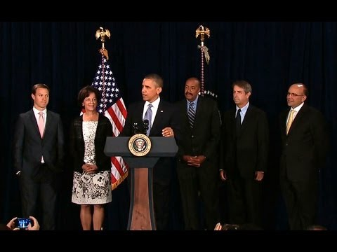 President Obama Makes a Statement on the Affordable Care Act