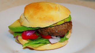 EASY Hamburger Buns From Scratch Less than 40 Minutes How To Make DIY Buns Rolls