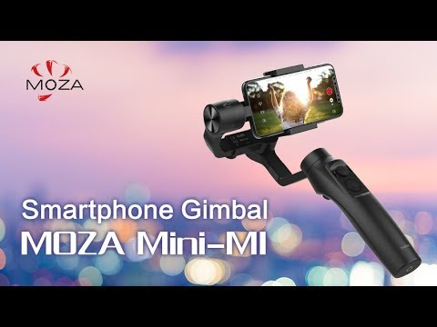 MOZA Mini-MI-The World s First Smartphone Gimbal with Wireless Phone  Charging 679d20314a