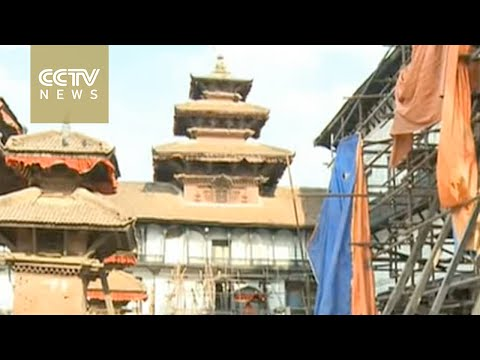 Rebuilding progress in Nepal: economy faces great challenges