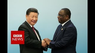 Why is China pouring money into Africa? - BBC News